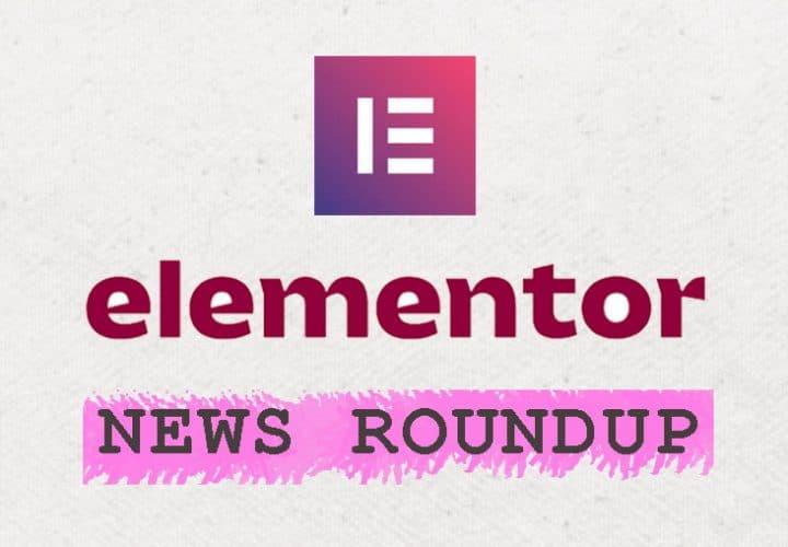 Elementor news